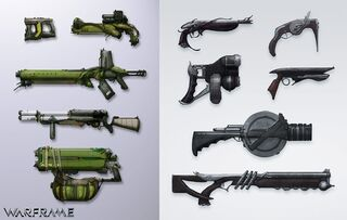 ConceptWeapons