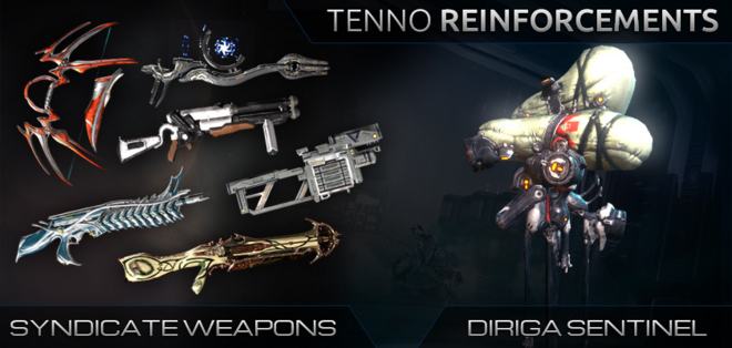 Update 17.3.0 Tenno Reinforcements