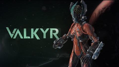Warframe Profile - Valkyr-0