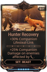 Hunter Recovery