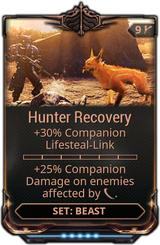 Hunter Recovery