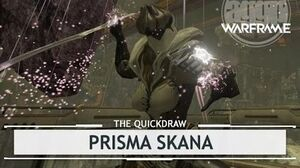 Warframe Prisma Skana, Better than the Dakra Prime? thequickdraw