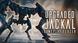 Warframe The Jackal 2.0, Available Now on PC