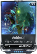 Antitoxin (Mod)