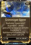 Mod Augment GrimmigerSpeer