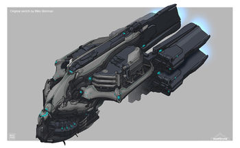 Tenno carrier