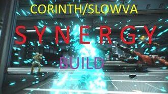 Corinth Slowva Synergy Build Warframe