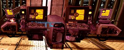 Mobile defense computer