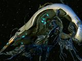 被遗弃的Orokin船只