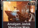 Amalgam Javlok Magazine Warp