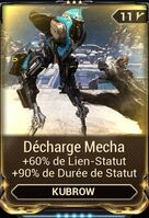 Décharge Mecha