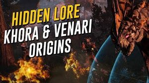 Hidden Lore Origins of Khora & Venari (Warframe)