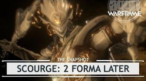 Warframe Scourge, One Attractive Rod - 2 Forma Build thesnapshot