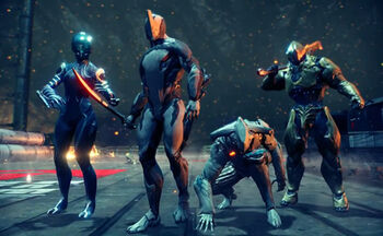 Warframe Team
