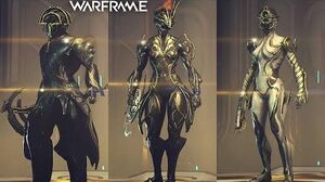 Warframe Codex - Prime Warframe Dioramas (2013) Character Models
