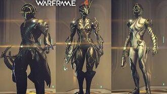Warframe Codex - Prime Warframe Dioramas (2013) Character Models