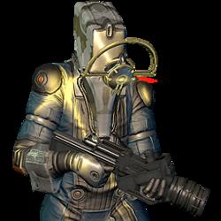 Порабощённый солдат Корпуса