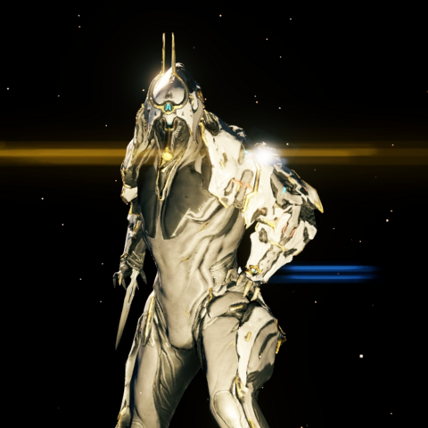 Ash Prime no Codex.