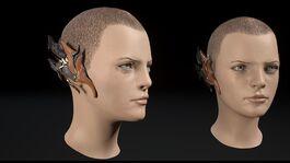 Garasu Operator Ears