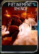 Pietinement Rhino