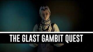 The Glast Gambit Warframe Quest