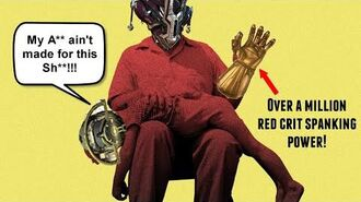 Warframe KHORA'S MILLION RED CRIT LASHING POWER!