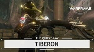 Warframe Tiberon & The Burst Fire Threesome thequickdraw