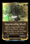 RegenerativeMoult