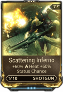 Scattering Inferno