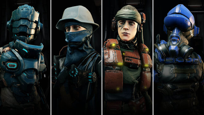 Operator-Armour