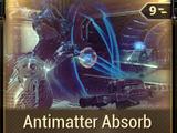 Antimatter Drop
