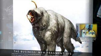 The Business' Mem Fragments (Lore)