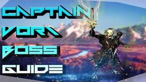 --Warframe Boss Guide-- - Captain Vor (Detailed) Guide