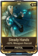 Steady Hands