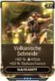 Mod Nahkampf VulkanischeSchneide