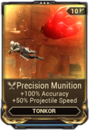 Precision Munition