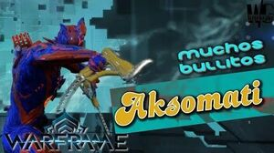 Warframe - AKSOMATI RIVEN BUILD 5 forma