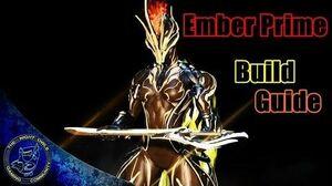 Warframe Ember Ember Prime Build Guide