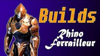 Gentle Tenno - Build Rhino