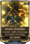 Kinetic Diversion