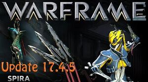 Warframe - Update 17.4