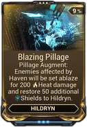 Blazing Pillage