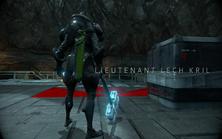 Lieutenant Lech Kril IG
