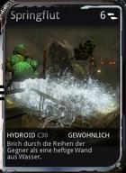 Mod Hydroid Springflut