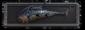 Fischtrophäe Tralok