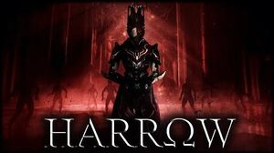 WARFRAME - Harrow Highlights Zakti Glaive Prime