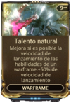 Talento natural