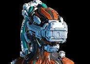 Valkyr-Helm: Kara