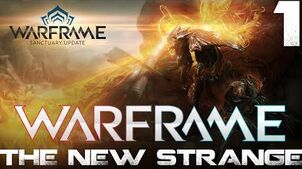 -60 FPS- - Warframe U16- A New Strange - Chroma Quest
