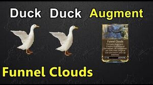 Funnel Clouds - Duck, Duck, Augment (Warframe)